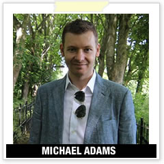 Michael Adams - Fashion blogger for Michael 84