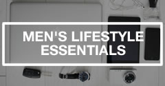 Men's Lifestyle Essentials