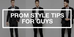 Prom Fashion Tips For Guys UK