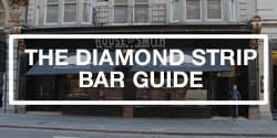 The Diamond Strip Bar Guide