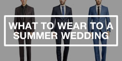 Summer Wedding Style Advice For Men